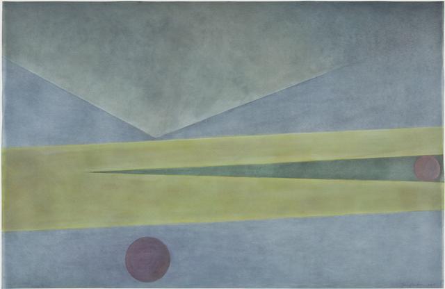 , 'Recurring Circles,' 2015, Häusler Contemporary