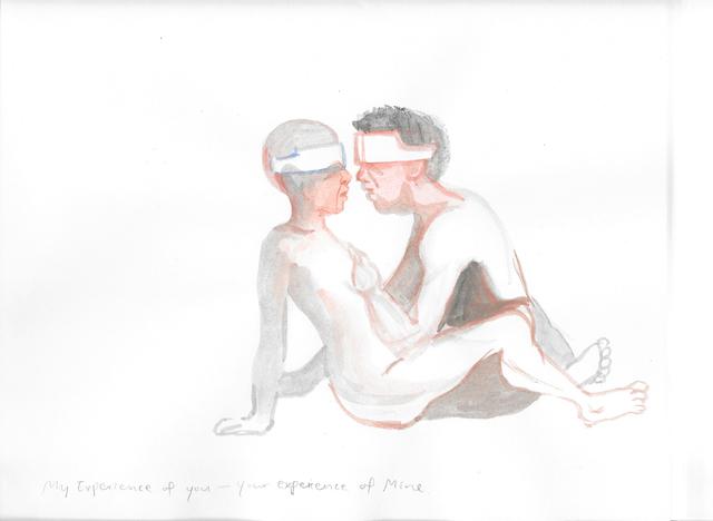 , 'Virtual Intimacy,' 2017, Ochi Projects