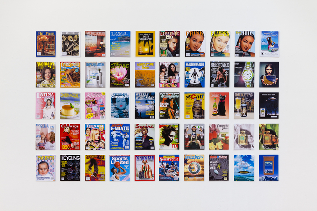 , 'Covers,' 2016, Swiss Institute