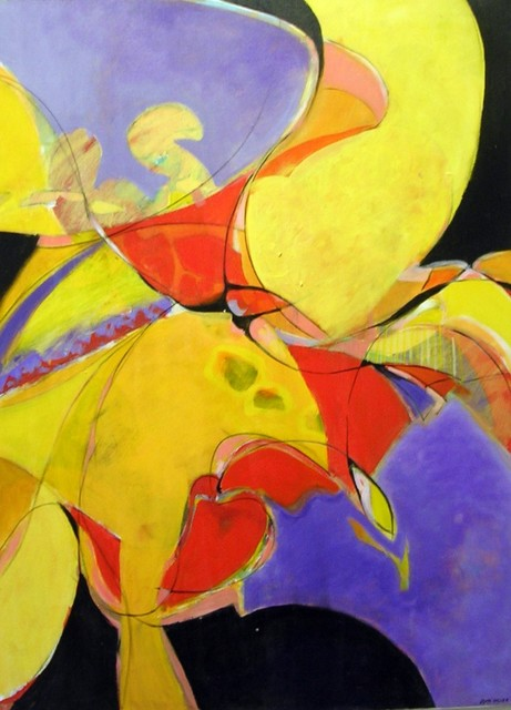 , 'Flying Colors #6,' 2010, Walter Wickiser Gallery