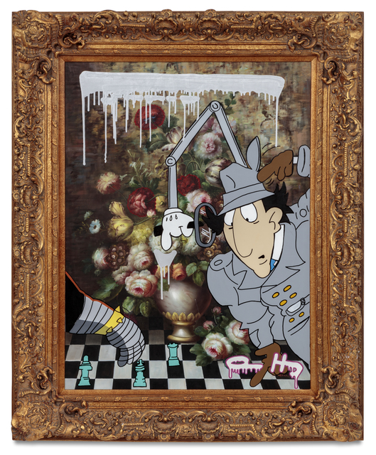 , 'This Is Chess, Not Checkers,' 2016, De Re Gallery