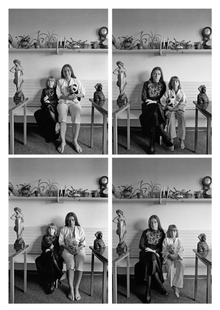 , 'Du und Ich, Nr. 1,' 1979/2017, Christine König Galerie