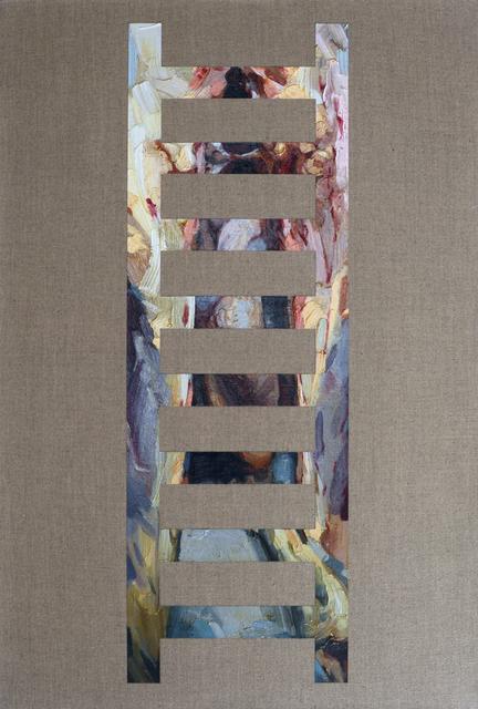 , 'Small Ladder,' 2011, 101/EXHIBIT