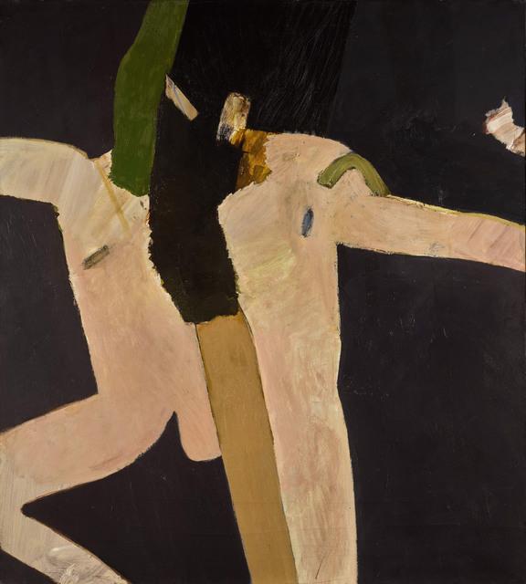 , 'Two Figures (Damson),' 1966, Osborne Samuel