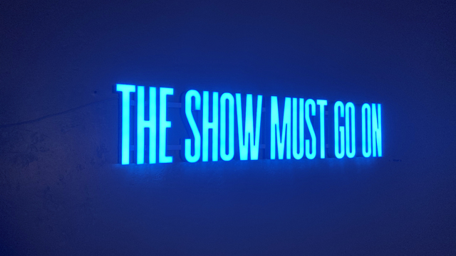 SUPERFLEX, 'The Show Must Go On', 2019, Kukje Gallery