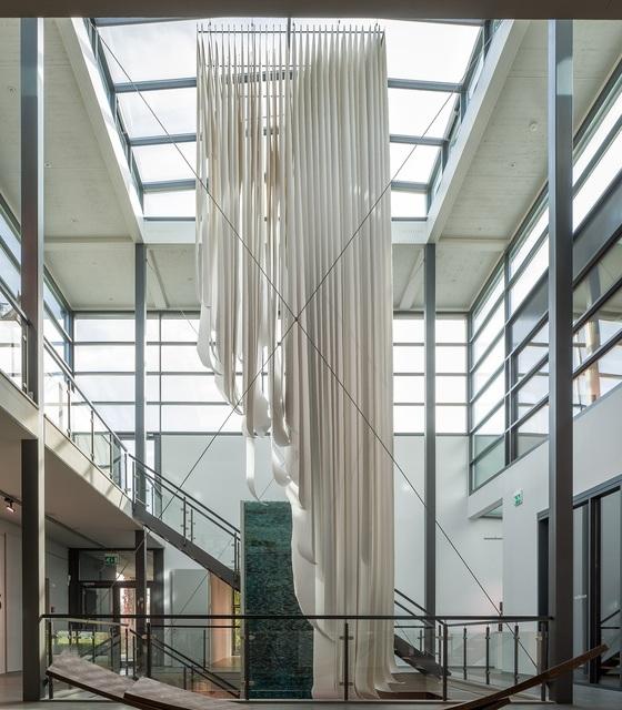 , 'Terforation-Roggwil,' 2017, bromer kunst