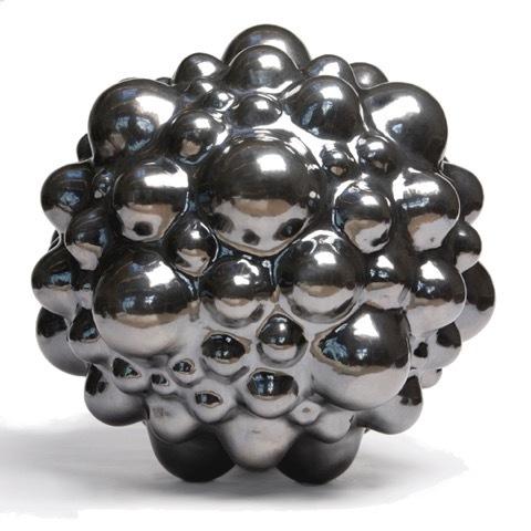 , 'Large Atom,' 2015, Hostler Burrows
