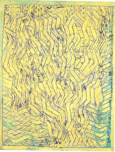 , 'Les jeunes et les jeux twistent.,' 1964, Galerie Boulakia