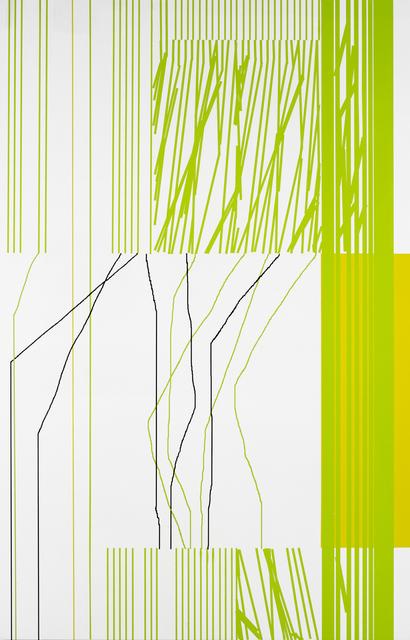 , 'Political-Entanglement,' 2017, Barry Whistler Gallery