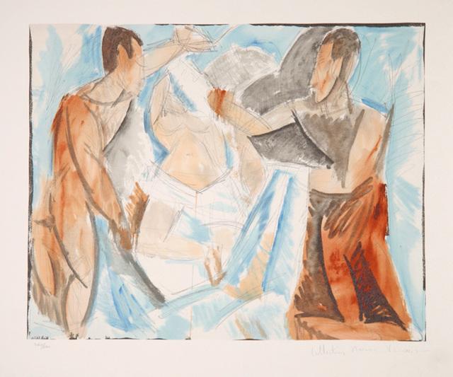 Pablo Picasso, 'Etude de Personnages', 1973, RoGallery
