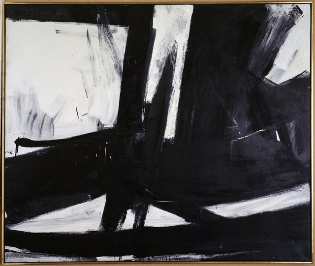 , ' Cross Section,' 1956, Seattle Art Museum