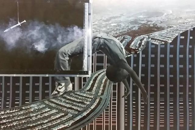 Marcus Marchi Jr., 'Escape to Freedom', 2019, Ligia Testa Espaço de Arte