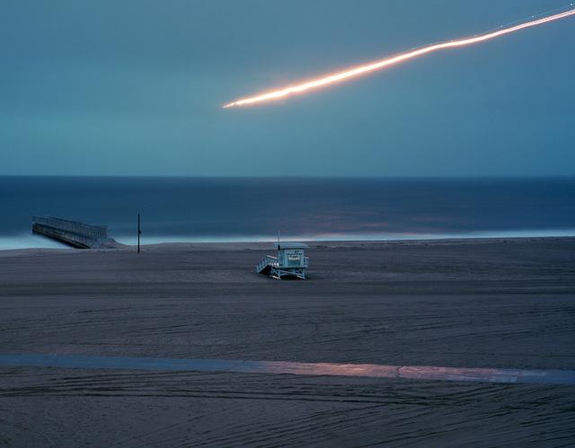 , 'Landings LAX Runway 7R,' 2011, Kopeikin Gallery