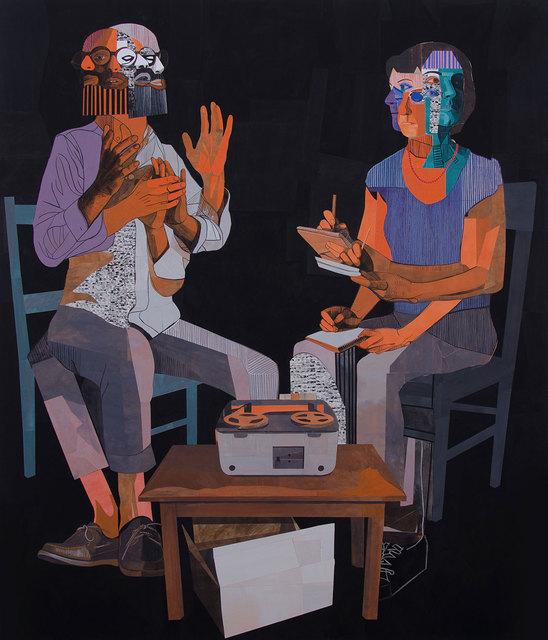 , 'Prophets ,' 2016, David Lusk Gallery
