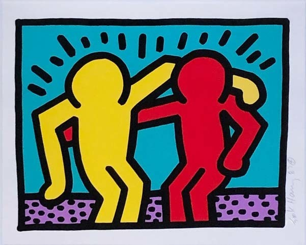 Keith Haring, 'Pop Shop I (A)', 1987, Hang-Up Gallery