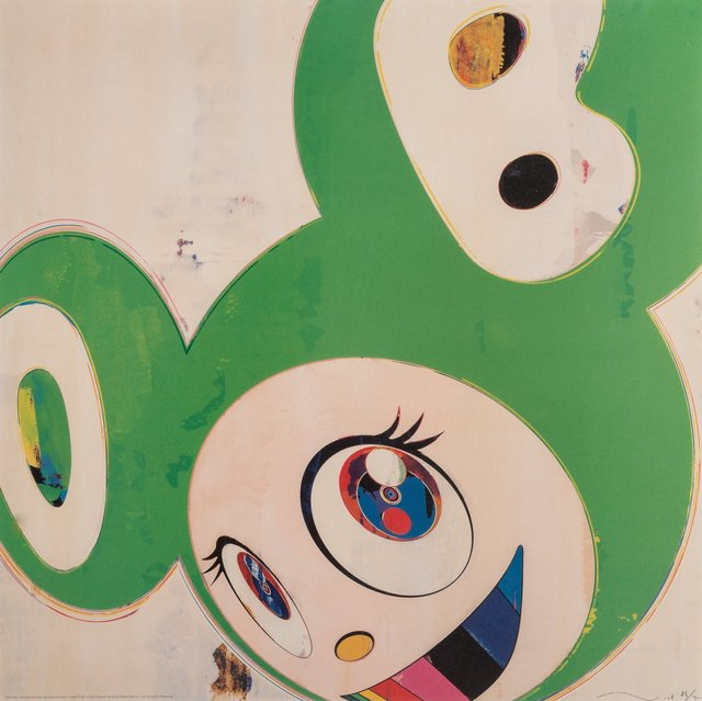 Takashi Murakami, 'And then and then and then and then and then / Green Truth', 2006, Heritage Auctions