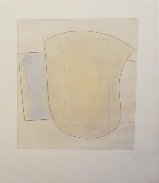 , 'Untitled,' 1968, Faessler & Ochsner