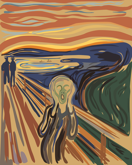 , 'The Scream,' 2016, Christopher Grimes Gallery