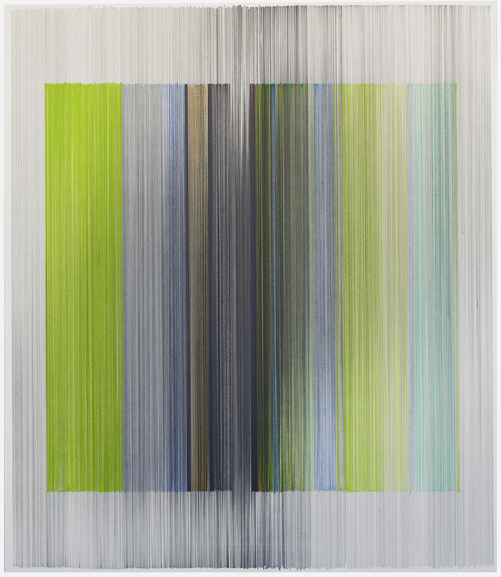 , 'unfold 06,' 2016, Carrie Secrist Gallery