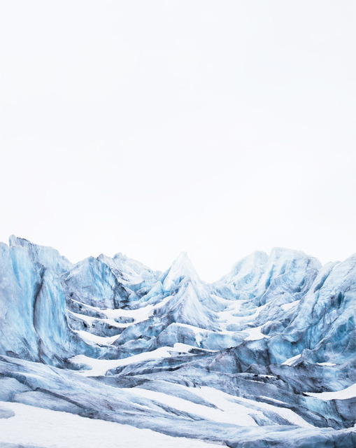 , 'Nigardsbreen, Plate II, Norway,' 2011, Rosier Gallery