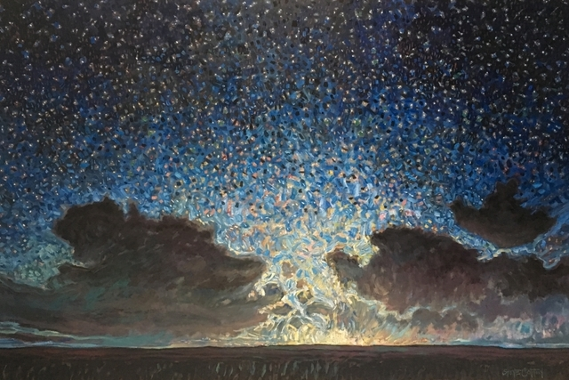 , 'The Sky Dance,' 2017, The Front Gallery