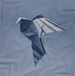 , 'Origami Dove,' 2012, Robert Berman Gallery