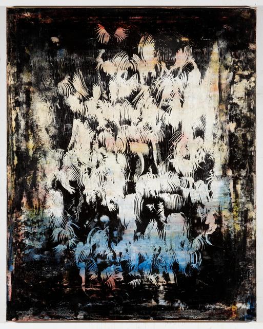 , 'Painting of birds (FP026),' 2015, Matthew Liu Fine Arts