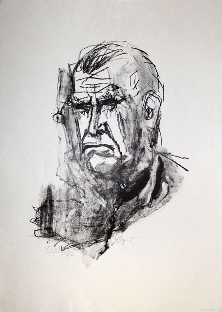 , 'Grosses Selbstbildnis / Large Self-Portrait,' 1965, Sylvan Cole Gallery