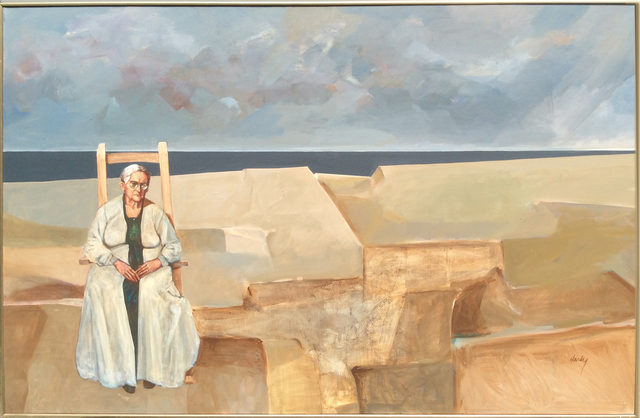 , 'Grandmother at Shore,' ca. 1974, RoGallery