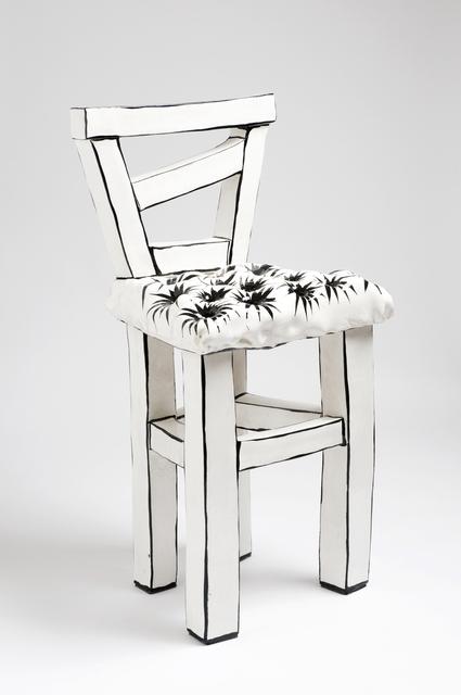, 'Upholstered Chair,' 2010, Priveekollektie Contemporary Art | Design