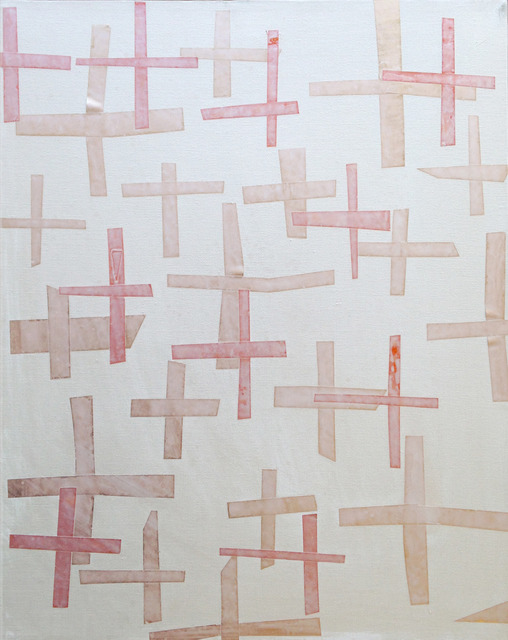 , 'Crosses,' ca. 2013, Halsey McKay Gallery