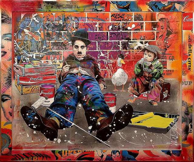 Michael Waizman, 'Reality Check', 2018, Miss D Gallery