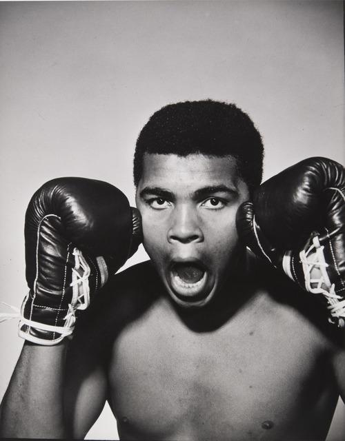 , 'Muhammad Ali (born Cassius Clay),' 1963, Jeu de Paume