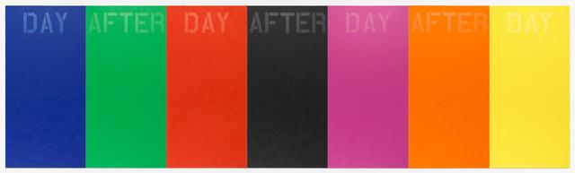 Deborah Kass, 'Day After Day', 2010, Painting, Acrylic on canvas, Kavi Gupta
