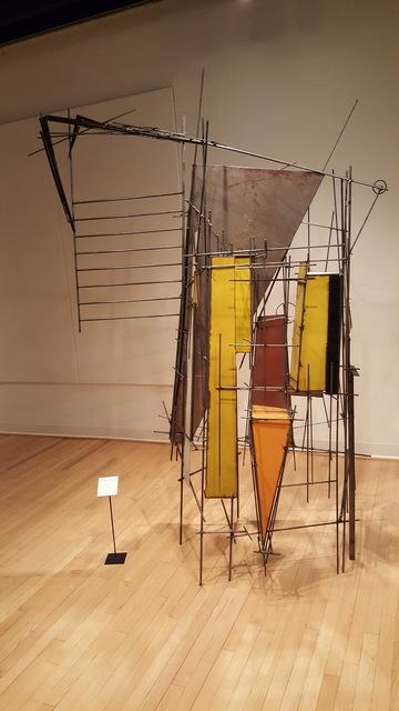 , 'Inventer ou continuer,' 2017, L.A. Pai Gallery