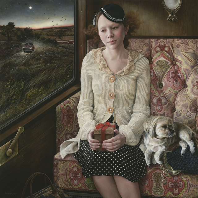 Andrea Kowch, 'Reunion - Limited Edition Signed Print', 2019, RJD Gallery