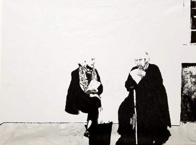 Johan Wahlstrom, 'White Cube No.2', 2019, Solonia Art Center