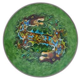 Early bowl (Dragon), USA