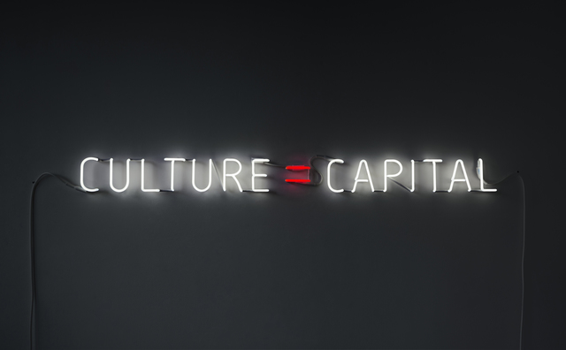 , 'Culture=Capital,' 2011, Goodman Gallery