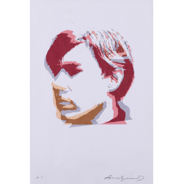 Andy Warhol, 'Self-Portrait', Circa 1967, PIASA