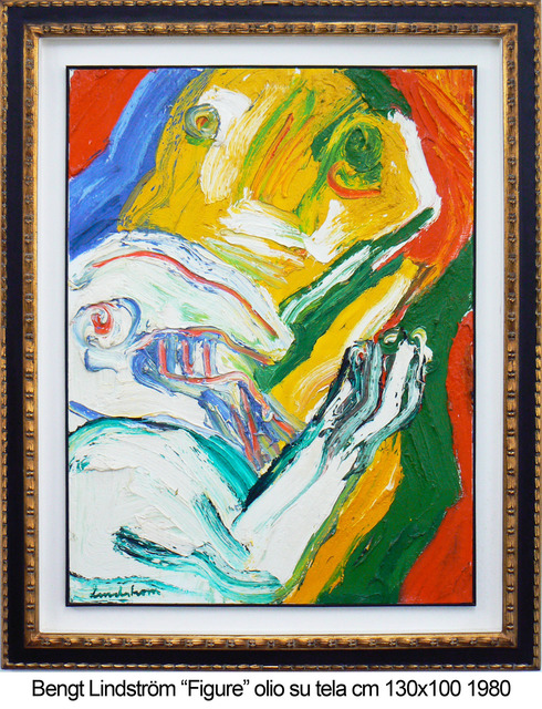 , 'Figure,' 1980, Centro Steccata