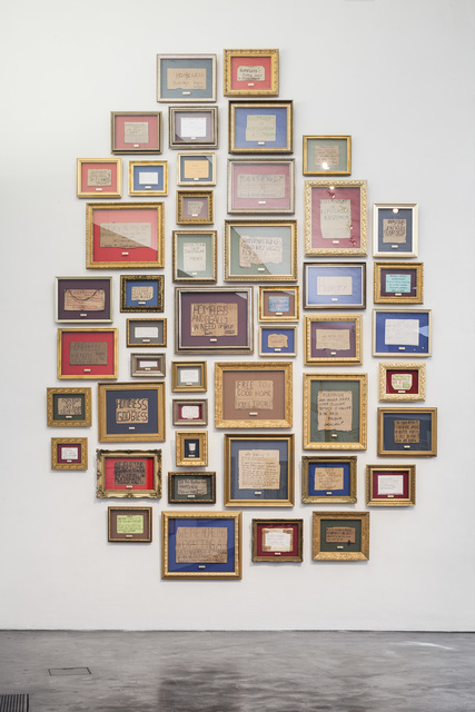 , 'Anything Helps,' 2009-2015, Kiasma Museum of Contemporary Art