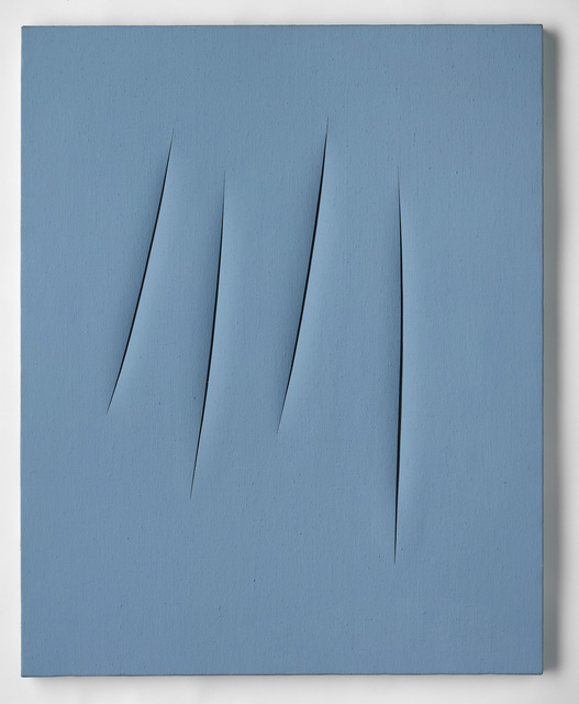 , 'Concetto spaziale, Attese,' 1967, Robilant + Voena