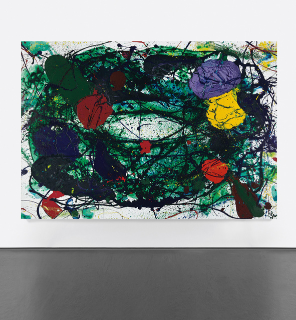 Sam Francis, 'Untitled', 1988-1989, Phillips