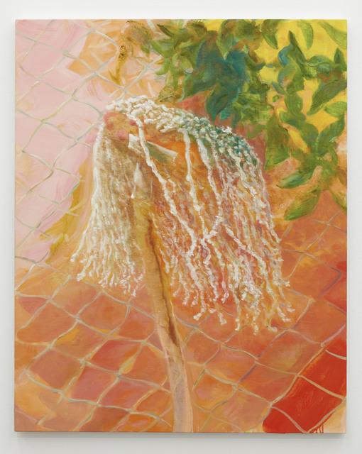 , 'Mop in the sun set,' 2014, Tomio Koyama Gallery