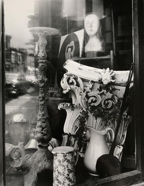 Clarence John Laughlin, 'Shop for time travelers', 1962, Jackson Fine Art