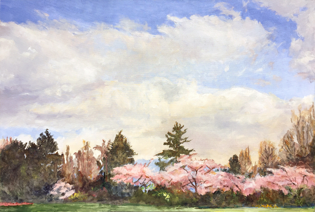 Dorothy Knowles, 'Vancouver Blossoms', 1996, Han Art