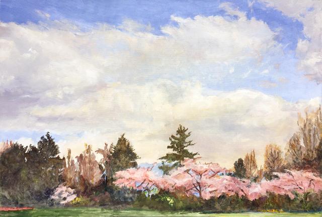 , 'Vancouver Blossoms,' 1996, Han Art