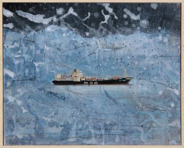, 'A Ship at Sea,' 2017, Barnard