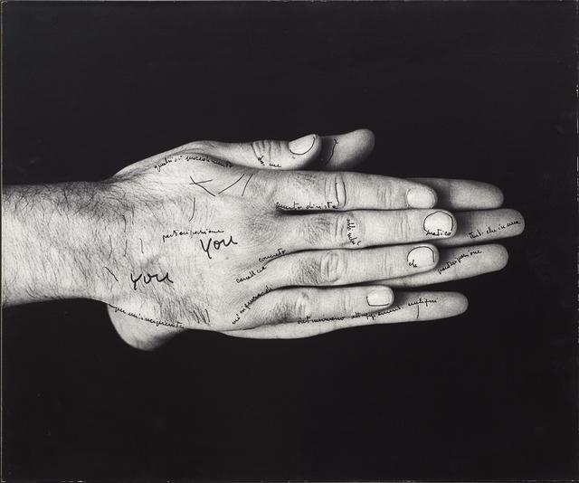 , 'Le mie parole e tu? (My Words and You ?),' 1971, Kadel Willborn